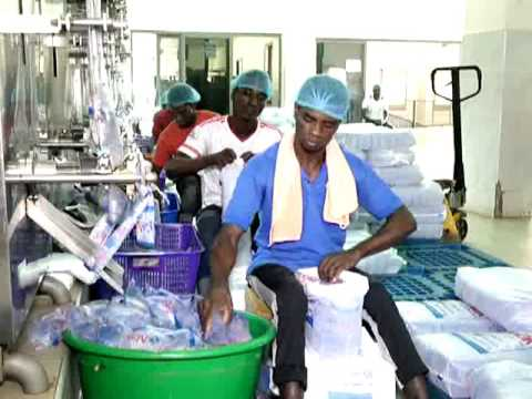 Eastern Region's biggest sachet water producer - Joy Business Van on Joy News