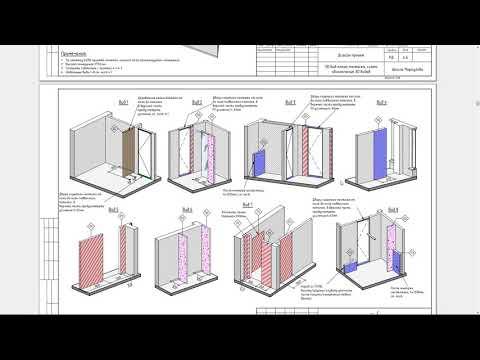 Состав полного дизайн-проекта интерьера