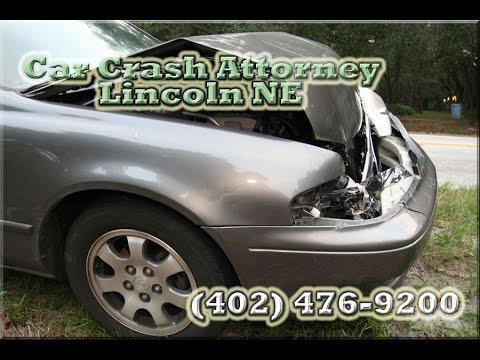 Car Crash Attorney Lincoln NE