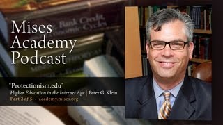 Protectionism.edu | Peter G. Klein
