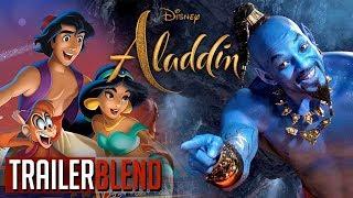 Disney's Aladdin 2019 Trailer (1992 Animated Style)