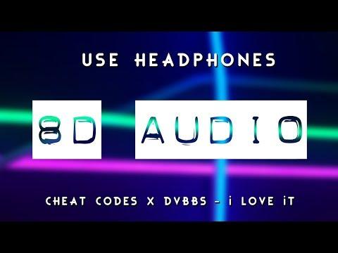 Cheat Codes X DVBBS - I Love It (8D AUDIO) 🎧