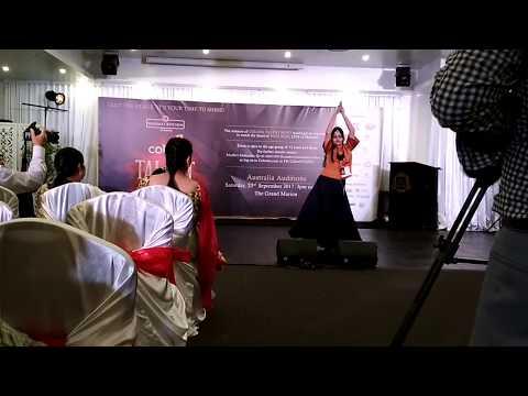 Shweta Dance Performance (3rd Prize) Colors Sydney Talent Hunt 2017