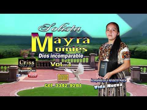 Solista Mayra Morales Vol 3 Simple oración