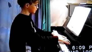 Nocturne Opus 9 Nr. 2 Es-Dur  Frédèric Chopin - Beginn