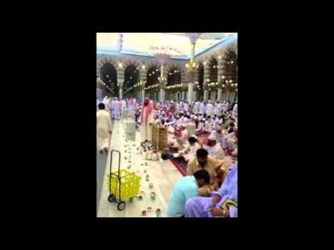 Children fasting in ramadan.