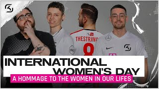 A little Homage to the Women in our lives | International Women'