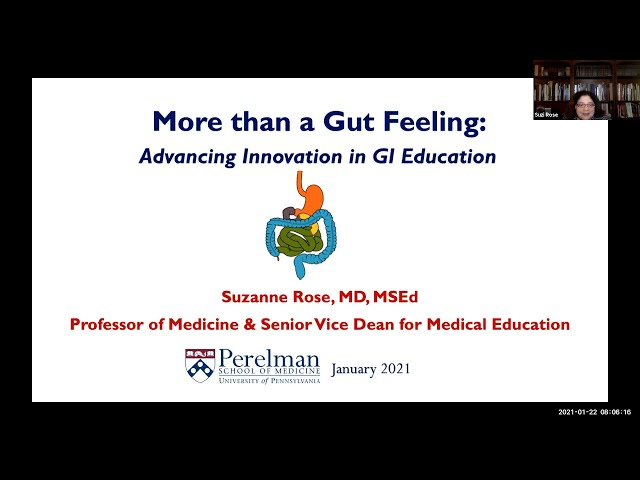 More Than a Gut Feeling: Advancing Innovation in GI Education