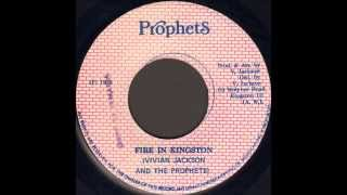 Vivian Jackson - Fire In Kingston