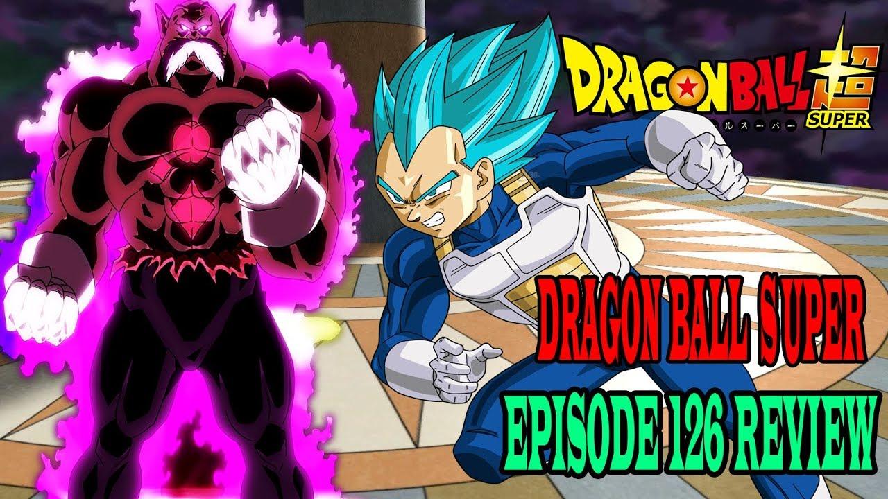 dragon ball super 126