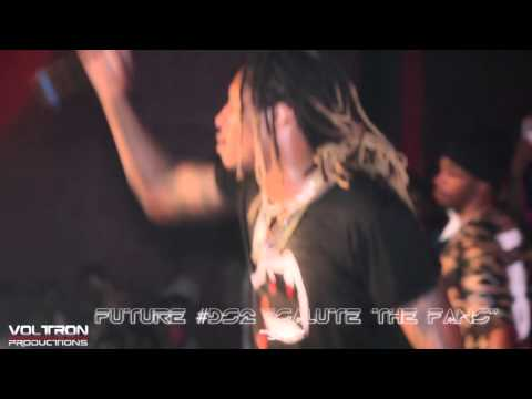 """Future Performs """"Shit"""" live at Masquerade #Dirtysprite2 """"Salute The Fans"""""""