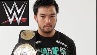 Expectations In KENTA As a WWE Superstar (GTS, Name, Developmental)