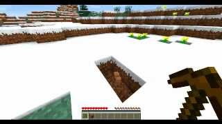 How To Make A Wooden Pickaxe In Minecraft