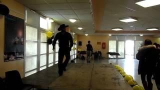 Old And Grey - Line Dance Enseignée par Rob Fowler
