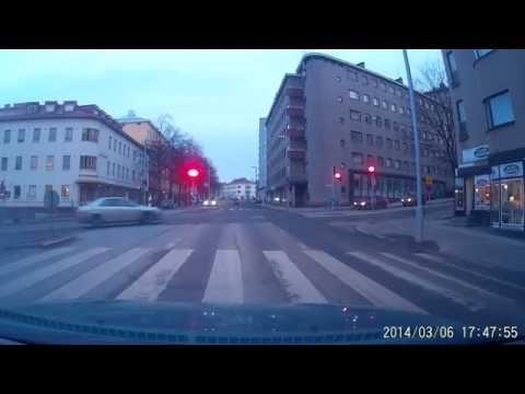 Driving Lahti - ajelua Lahdessa