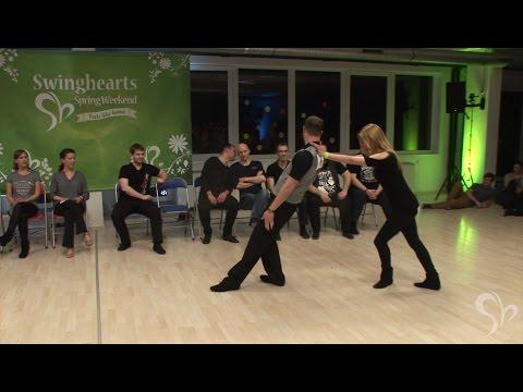 András VisnyaiNagy & Krisztina Szaka Intermediate J&J Finals @ Swinghearts Spring Weekend 2017
