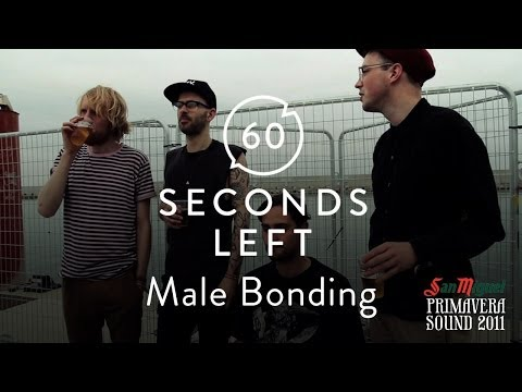 Male Bonding - 60 Seconds Left - San Miguel Primavera Sound 2011