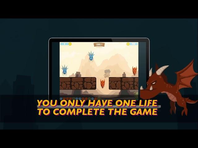 Game Dev: Masks Collector Promo Video