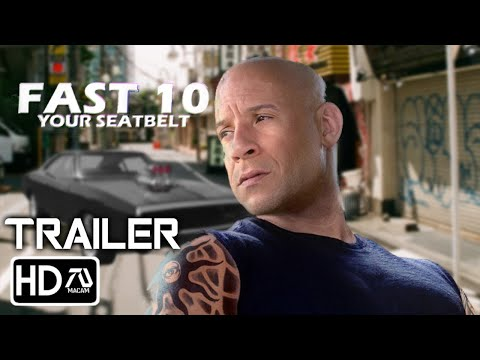 FAST AND FURIOUS 9 TRAILER (2020) FAN MADE - Vin Diesel,John Cena
