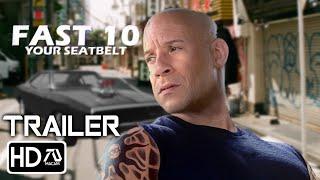 FAST AND FURIOUS 9 TRAILER (2020) FAN MADE - Vin Diesel,John Cena
