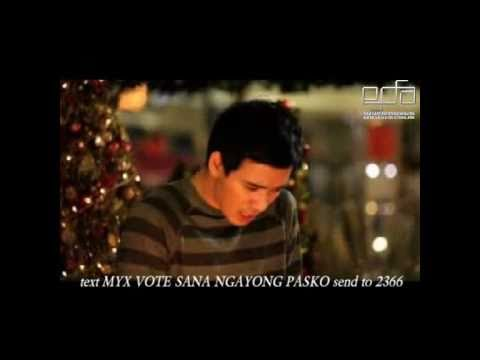 Erik Santos Sana Ngayong Pasko Music Video