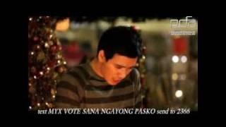 Repeat youtube video Erik Santos Sana Ngayong Pasko Music Video