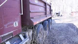 1980 Freightliner Dump Truck Review