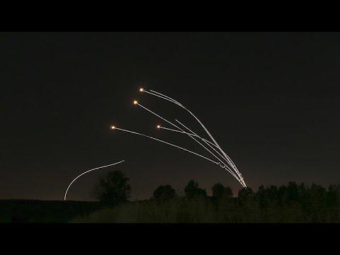 شاهد: تل أبيب تحت وابل من صواريخ حركة المقاومة الإسلامية الفلسطينية…  - نشر قبل 12 دقيقة
