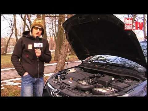 Test Hyundaia i30 zdieslem pod mask