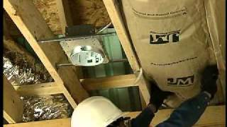 Insulating Ceilings