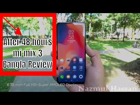 after-48-hours-xiaomi-mi-mix-3-unboxing-&-review-in-bangla- -বাংলা-রিভিউ।