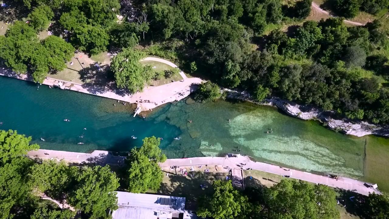 Barton Springs Pool Austin Tx