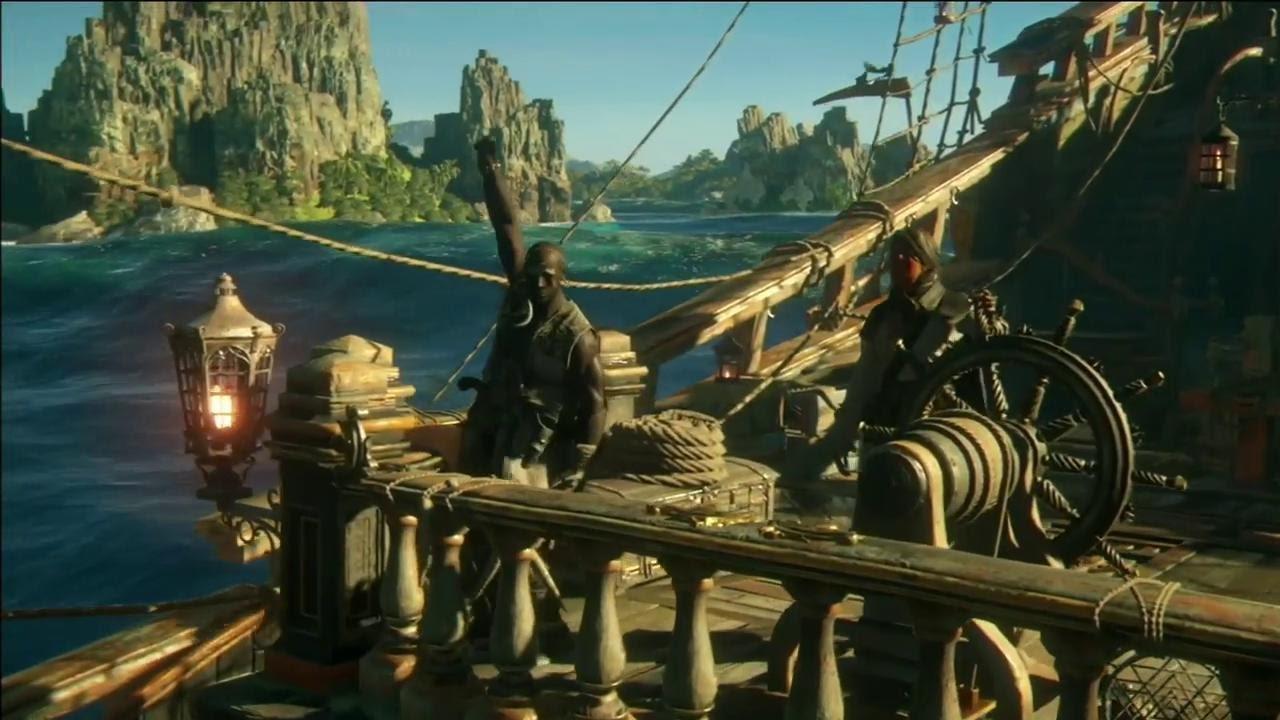Skull And Bones Video Game 2018 Ubisoft: Skull And Bones Developer Interview