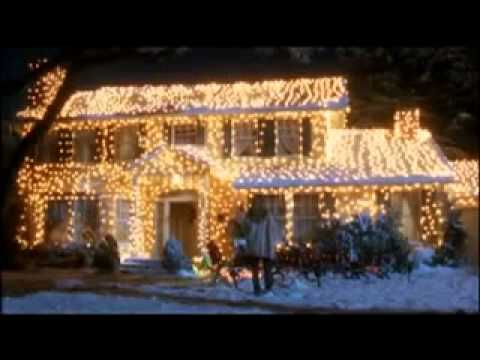 christmas vacation lights scene
