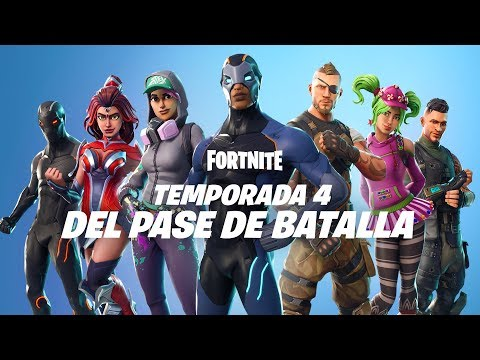 PASE DE BATALLA TEMPORADA 4(cuatro) | YA DISPONIBLE