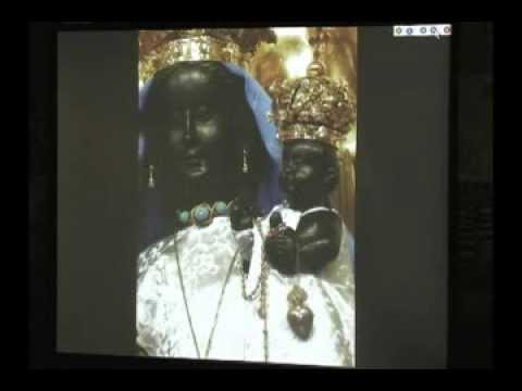 The Black Madonna,The Black Mother and Child