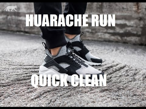 HUARACHE RUN QUICK CLEAN