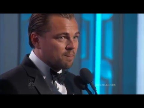 Leonardo DiCaprio: Speaks on Indigenous People !