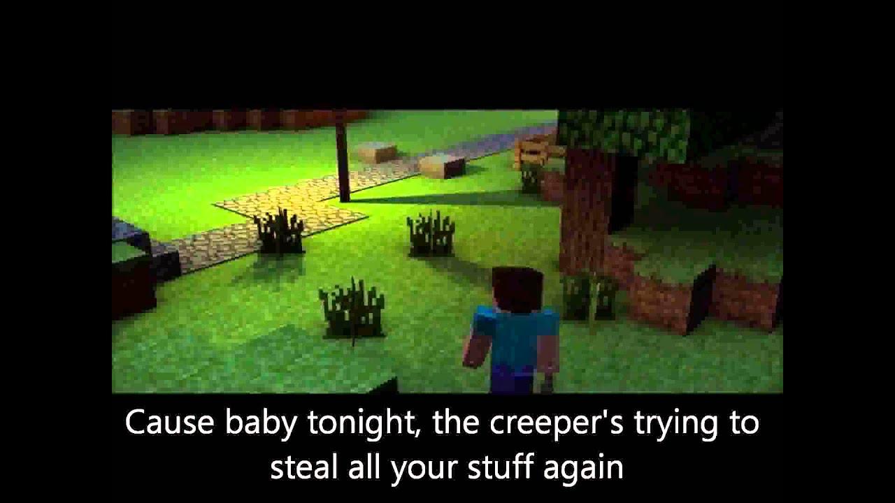 Minecraft - Revenge - Lyrics