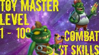 Monster Legends | Toy Master | Level 1 to 100
