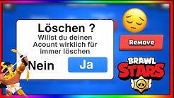 Ich lösche meinen Account 😢/Brawl Stars - Only Shelly Account [Deutsch]