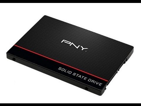 Uber Man's New PNY 960GB CS1311 SSD Review