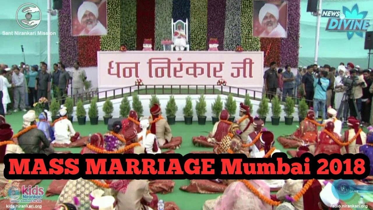 Nirankari MASS marriage Maharastra || 30 January 2018 || photo gallery 2018