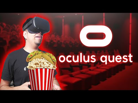 EASY Way to Watch Movies on Oculus Quest - (NO BS)