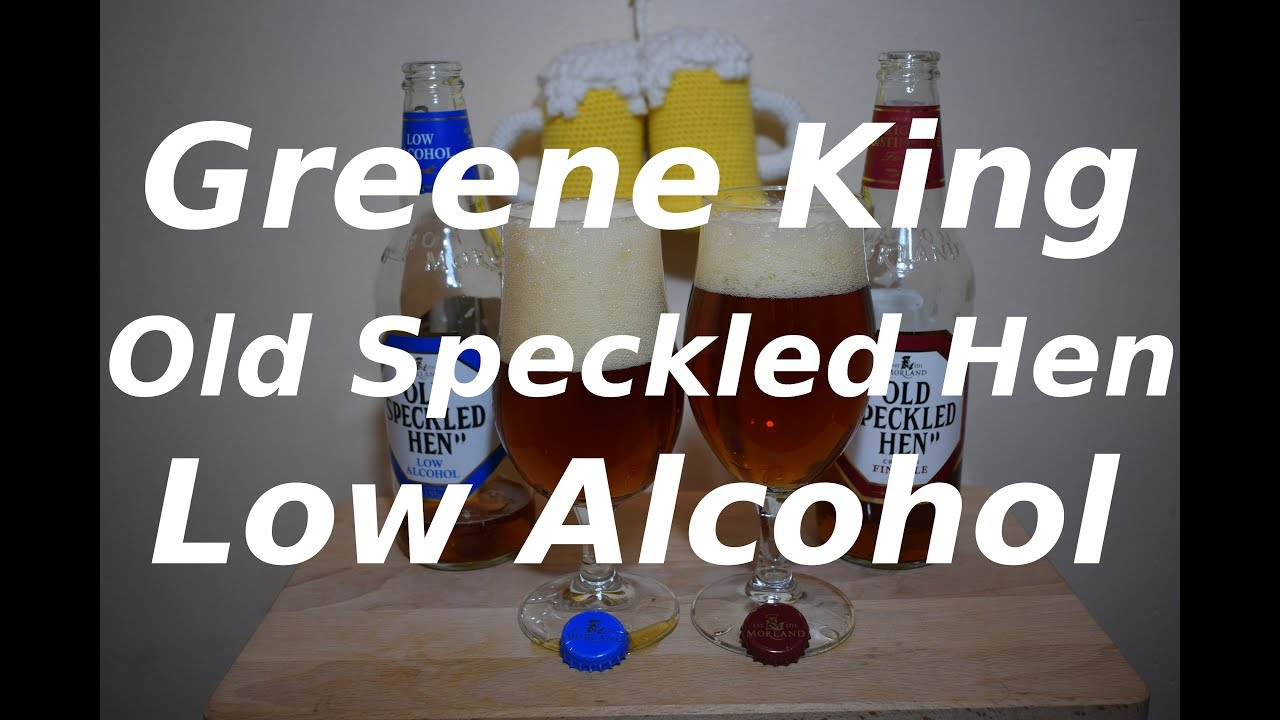 ee3ad673394 Greene King Old Speckled Hen Low Alcohol - YouTube