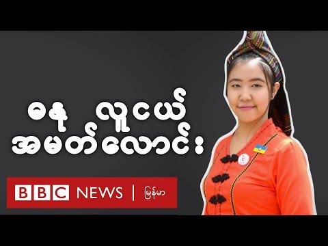 လူငယ်အမတ်လောင်းပေမယ့် အားသာချက်တွေ ရှိတယ် ဆိုတဲ့ ဓနု အမျိုးသမီးငယ် - BBC News မြန်မာ