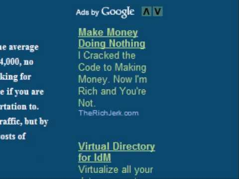Make 1500 A Month How I Money Online With Google Adsense And Clickbank
