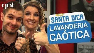 Federico Devito e a lavanderia mais caótica que você já viu #1 | Micaela Góes | Santa Dica