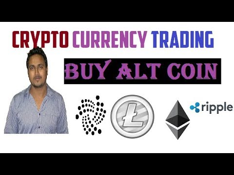 Is buying crypto trading