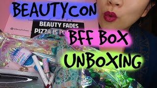 Beautycon BFF Unboxing!